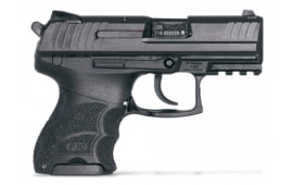 Heckler & Koch P30SK V3 9mm Pistol, Subcompact Night Sights Rear Decocking 3 10rd - HK 730903KLEA5