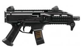 "CZ-USA Scorpion Evo 3 Semi Auto Pistol 9mm 7.7"" Barrel 20 R - 91351"