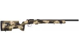 "CZ-USA 455 Varmint Precision Trainer Camo 22LR Rifle, 20.5"" Heavy Cold Hammer Forged - 02158"