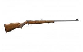 CZ USA 455 22LR Training Rifle, Beechwood Stock 5rd - CZ 02100