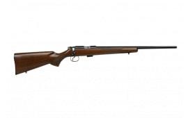 "CZ USA 02110 455 American 22LR NS Rifle, 20.5"" 5rd Walnut"