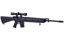 Crosman DPMS Classic A4 Nitro Piston (.177 Caliber ), Single Stroke Air Rifle. Up To 1200 FPS, With Free Optic