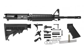 "Del-Ton AR-15  Rifle Parts Kit With 14.75"" BBL And Pinned On A-2 Comp Upper - RKT118 - No FFL Required"