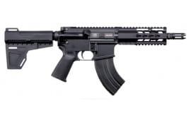 "Diamondback DB15P47B7 7.62x39 7"" 28rd Pistol Black"
