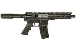 "Diamondback DB15 AR Pistol 5.56 NATO 7.5"" BBL 6"" Keymod Black - DB15PCB7"