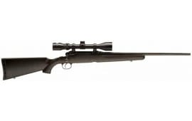 """Savage Arms 57264 Axis XP .30-06 22"""" 3-9x40 MATTE/BLK Synthetic Ergo STK"""
