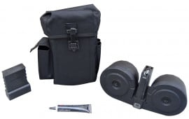 AR-15 / M16 100 Round Dual Drum Magazine .223/5.56