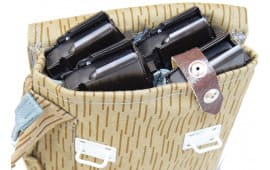 AK-47 Pistol Shooters Package w/East German Mag Pouch + 4 Korean Gray Parkerized 30rd Steel Ribbed