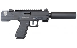 "MasterPiece Arms MPA30DMG 30DMG Full Size Pistol 9mm Semi-Auto 5.5"" BBL w/ Fake Suppressor in Black Finish"