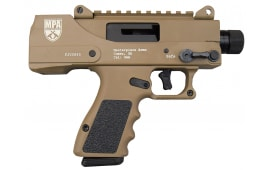 MasterPiece Arms 930DMG Pistol 9mm - MPA930DMG Flat Dark Earth