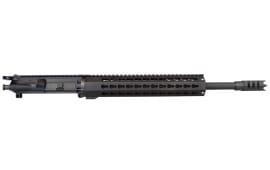 "AR-15 Drop In Ready Enhanced Complete Upper w/ 16"" 7.62x39 Barrel, 12"" Free Float Keymod Fore End by Riley Defense"
