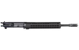 "AR-15 Drop In Ready Enhanced Complete Upper w/ 16"" H-Bar .300 AAC Blackout Barrel, 12"" Free Float Keymod Fore End by Riley Defense"
