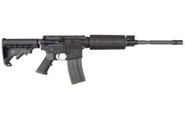 Black Forge 5.56 Optics Ready Carbine - Black - 16M4ORC