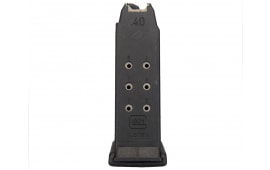 Glock .40 Cal 9 Round Capacity Mags, Factory, For Glock 27 Pistols - Used, Good to Very Good Condition