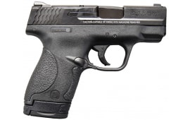 "Smith & Wesson M&P SHIELD™ 9mm 3.1"" BBL, Poly MCR Finish, No Thumb Safety S&W # 10035"