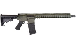 Bear Creek Arsenal URSID Hybrid II Ultra Accurized AR-15 Rifle in O.D. Green Finish