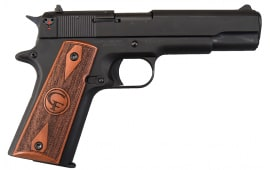 "Chiappa 401.038 1911-22 Semi Automatic Handgun .22 LR 5"" Barrel 10 Rounds Wood Grips Black Finish 1911-22 BLACK"