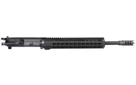 "AR-15 Drop In Ready Enhanced Complete Upper w/ 16"" H-Bar .300 AAC Blackout Barrel, 12"" Free Float Keymod Fore End by Riley Defense"