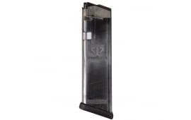 ETS Glock 9mm 17rd Mag - Fits 17, 19, 26, 34 - Clear Black - GLK-17
