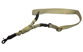 Single Point Tactical Sling, Dark Earth, Fully Adjustable
