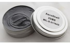 AeroShell 33MS Mil Spec Armorer's Grease for AR-15 and Other Rifle Builds / Maintenance