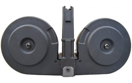 Ruger Mini 14 - 100 Round Dual Drum Magazine .223/5.56