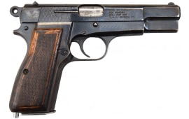 """FEG 9mm Pistol S/A, 4.75"""" Barrel, Used Very Good Surplus Condition - Hungarian HG2336-V"""