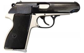 PA-63 Hungarian Semi-Auto Pistol 9x18 caliber, Two Tone, Surplus, Good Condition