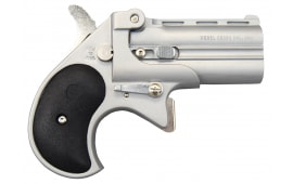 Cobra Derringer Big Bore .380 ACP Caliber Over/Under Satin/Black #CB380SB