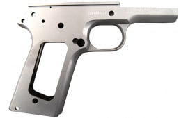 "Heavy Armor Division 1911 Commander 4.25"" Size Pre-Fitted Base Kit - Stainless Steel - 1911-SS-KIT-4.25"