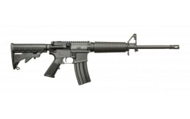 "DoubleStar Semi-Automatic Forged Aluminum AR-15 Rifle 16"" Barrel .223/5.56 30 Round - Black - BW100"