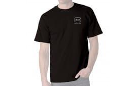 Glock T Shirt Short Sleeve Black Medium Cotton