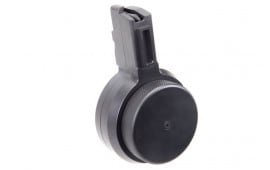 F5 MFG CZ Scorpion 9mm 50 Round Drum Magazine - Black