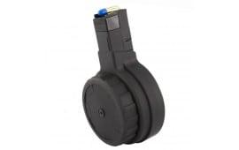 F5 MFG HK MP5 9mm 50 Round Drum Magazine - Black