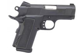 "ATI FX45 Fatboy LW 3.2"" 12 Rd .45 ACP S/A Compact Pistol"