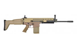 "FN 98541 SCAR 17S Carbine Semi-Auto 308 Winchester/7.62 NATO 16.25"" 20+1 Adjustable Folding Flat Dark Earth Stock Flat Dark Earth/Black"