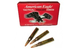 Federal XM856 5.56x45 64gr Tactical Tracer Ammo - 20rd Box