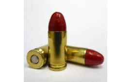 Fedarm 9mm 115 Grain TPMJ Bonded Lead Core RN - 1000 Bulk Pack