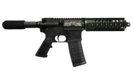"AR-15 7.5"" Free Float Rail Pistol, .223/5.56 1:7 Twist by FedArm"