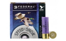 "Federal WF168BB Speed-Shok 16GA 2.75"" 15/16oz BB Shot - 250sh Case"