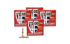 Fiocchi 308ARD 308 150 FMJ Boat Tail Range PK - 400rd Case