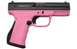 FMK 9C1 G2 9mm Pistol - Pink - 14+1rd Capacity