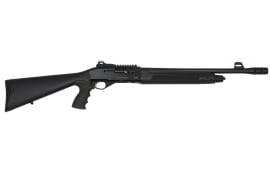 "FX4 Semi-Auto Shotgun With Tactical Pistol Grip  12 Gauge, 4+1 Capacity, 3"" Chambers - by FedArm"