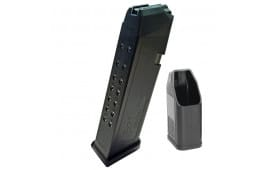 Glock 17 Round Mag by SGM Tactical for 9mm Glocks