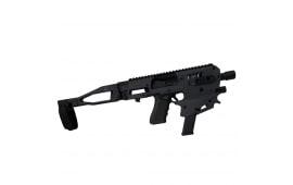CAA USA Micro Conversion Kit Generation 2.0 For Glock Handguns 17/19/19X/22/23/31/32/45 NO NFA REQUIRED - Black