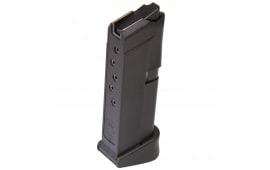 Glock OEM G43 9MM 6 Round Magazine w/ Grip Extension