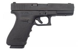 Glock 21 Gen 3 Used, Law Enforcement Trade In with Glock Night Sights and 1 Factory 13 Rd Mag - Good / Very Good
