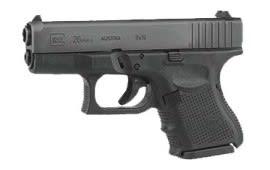 Glock 26 Gen 4 9mm SubCompact Handgun FS w/ (3) 10 Rd Mags PG2650201