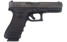 Glock 22 Gen 4 Used, Law Enforcement Trade In with Glock Night Sights and 1 Factory 15 Rd Mag - Good / Very Good