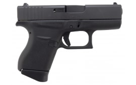 Glock 43 9mm Sub Compact Slimline 6 Rd Concealed Carry Handgun G43 PI4350201